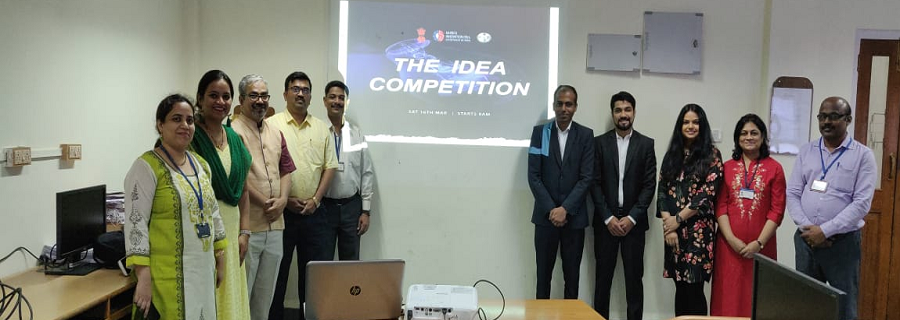 Fr. CRCE,Bandra Idea Competition 2019,  MHRD IIC-Fr.CRCE Council Members & Panel Judges
